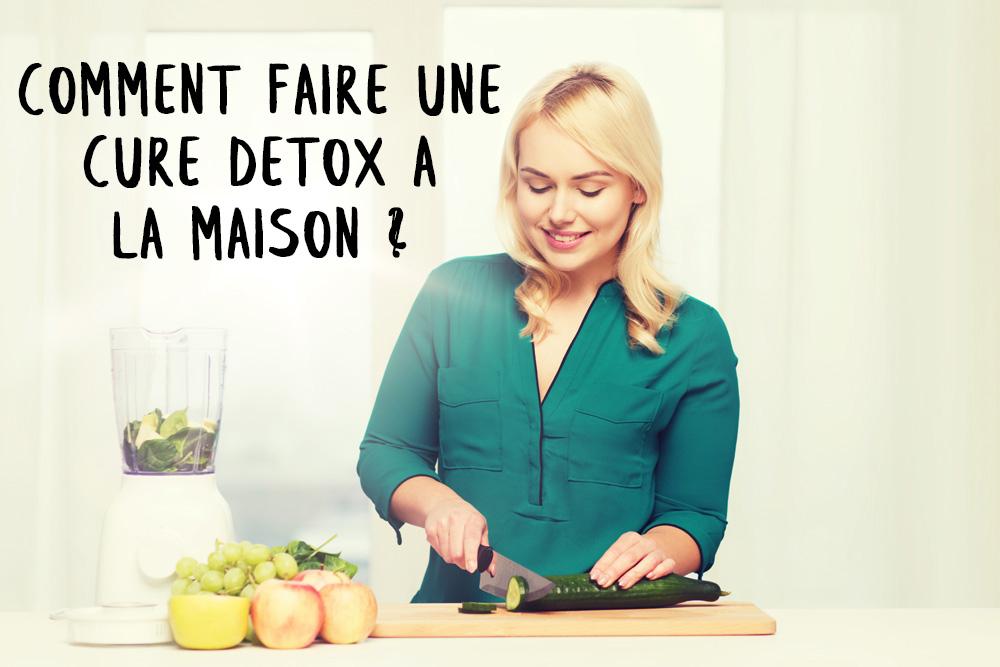detox cure maison)